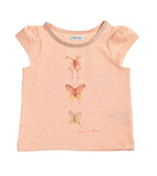 Girls T shirt Alesa Cloud Rose