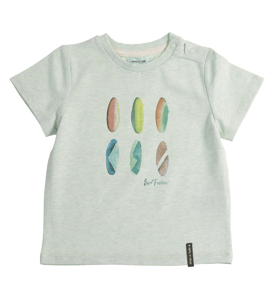Boys Legolas T shirt Pigeon Grey