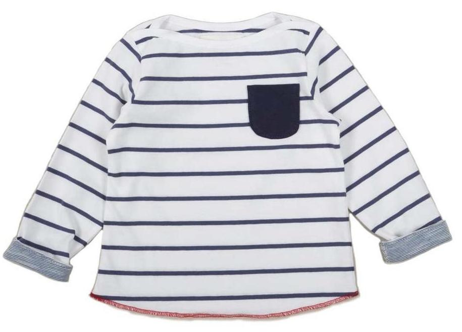 Baby Sailor Striped T shirt