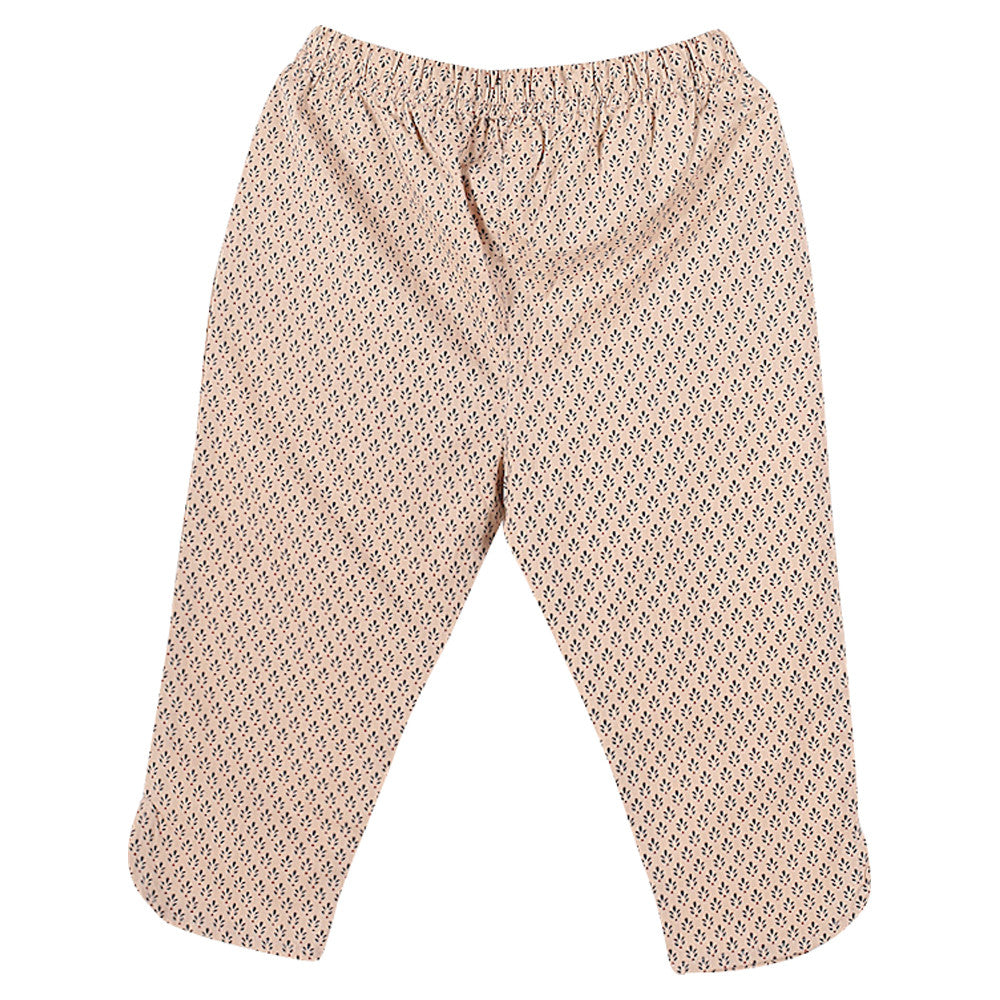 Girls Caviar Capri Trousers