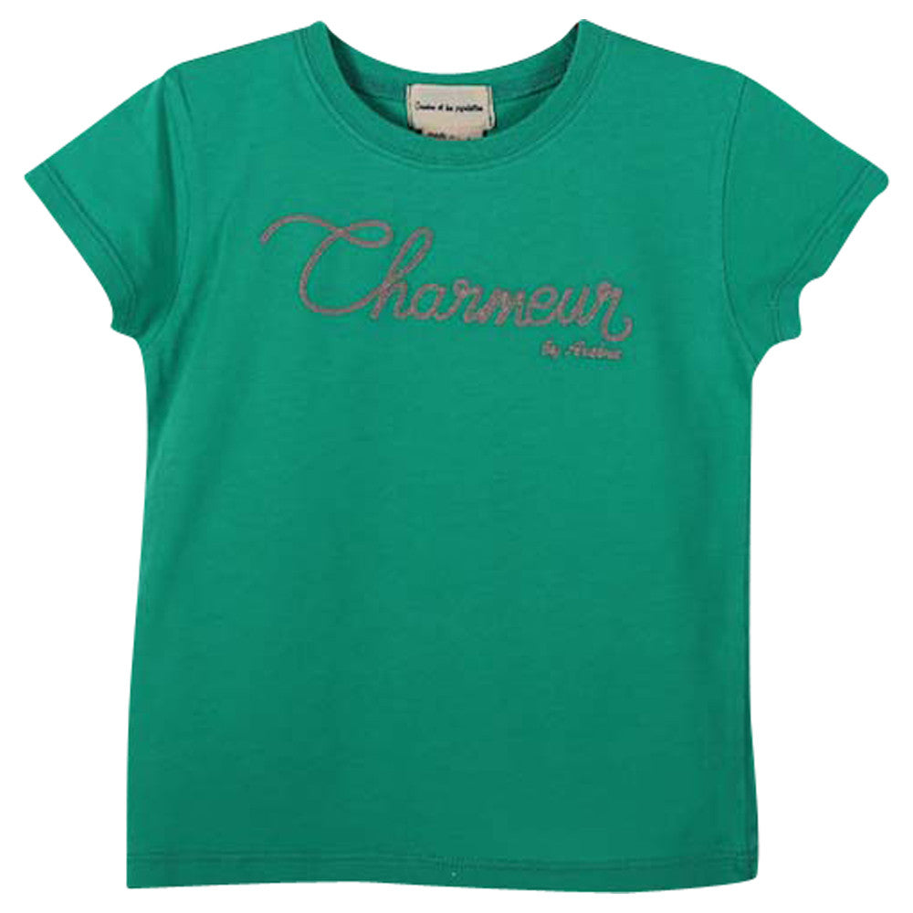 "Boys ""Charmeur"" T Shirt"
