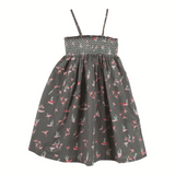 Girls Flamingo Sundress
