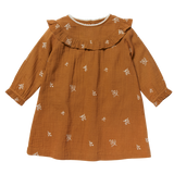 Girls Edha Cannelle Dress