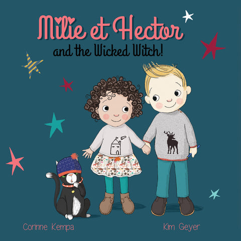 Book Milie et Hector English version
