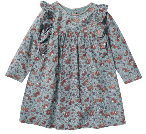 Girls Duck Duck Poppy & Daisy Goose Dress