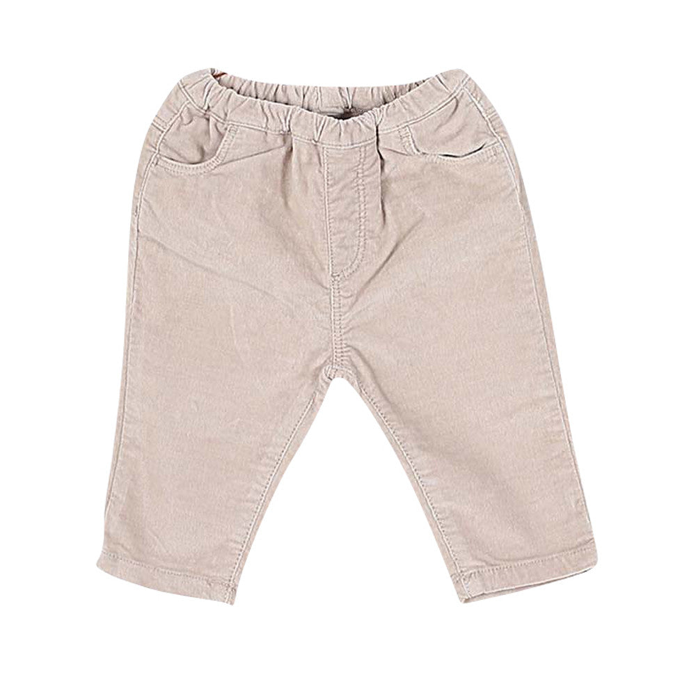 Baby Beige Stretch Cord Jay Trousers