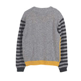 Boys Logo Josselyn Jacquard Jumper