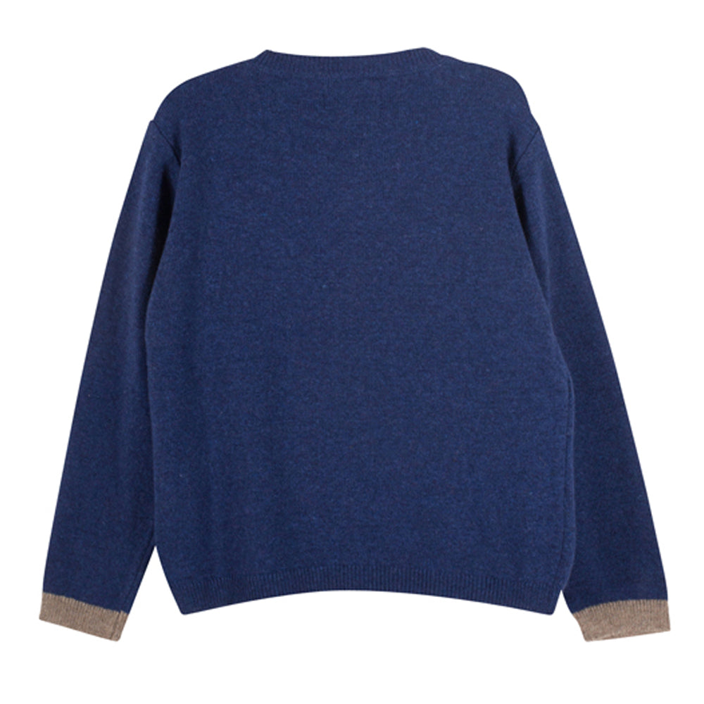 Boys & Girls Marley Indigo Jumper