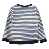 Boys Malcom Stripy Sweatshirt