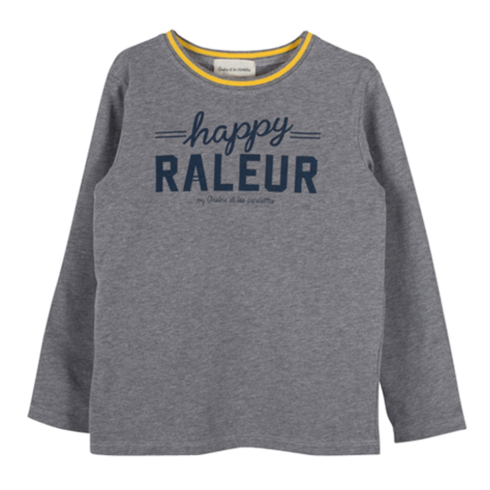 "Boys Maurice ""Happy Raleur"" T Shirt"