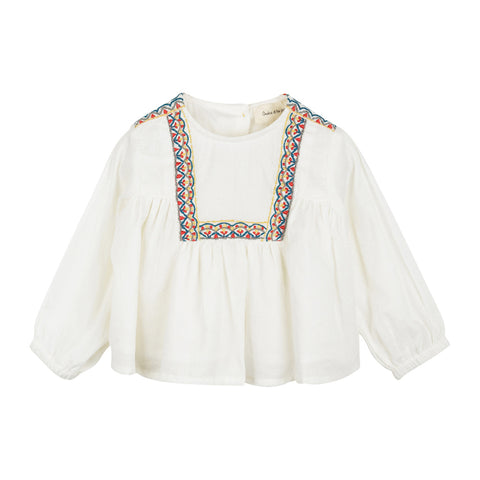 Girls Rachelle Coral Cardigan
