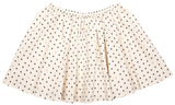 Baby Girl Diamond Shape Print Skirt