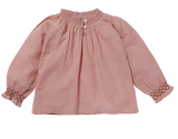 Girls Jeanne pink Blouse