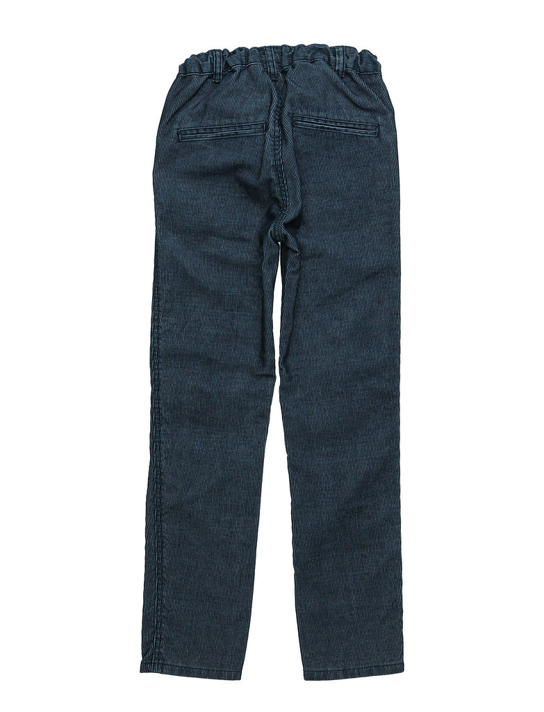Boys Jakob Sky Captain Blue Trousers