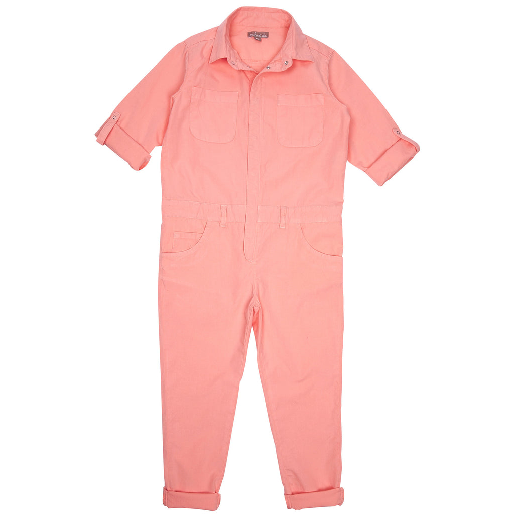 Girls Grenadine Jumpsuits