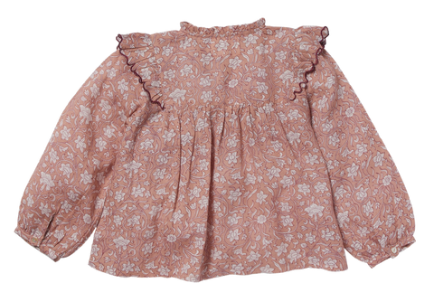 Girls Parisienne Pink Dress