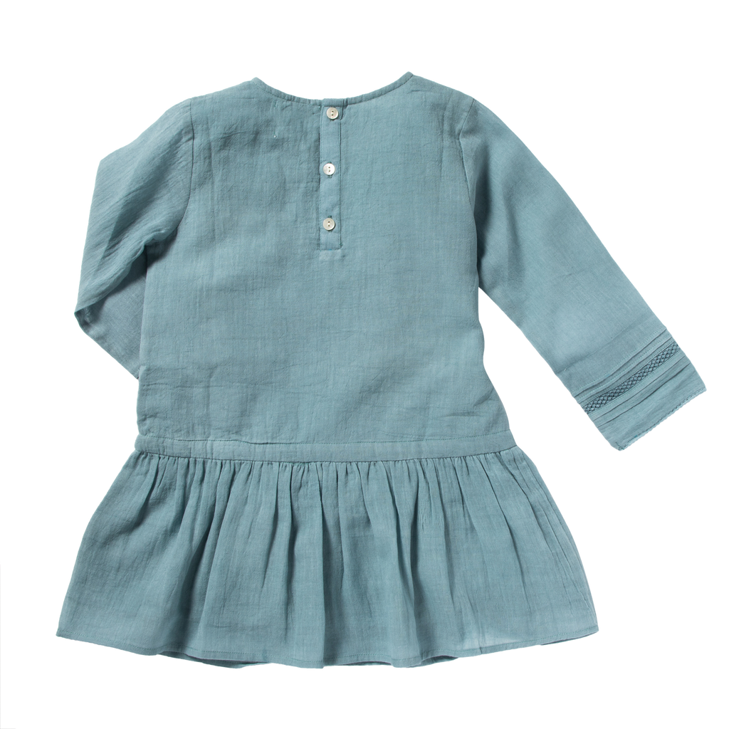 Girl Meryl Blue Dress