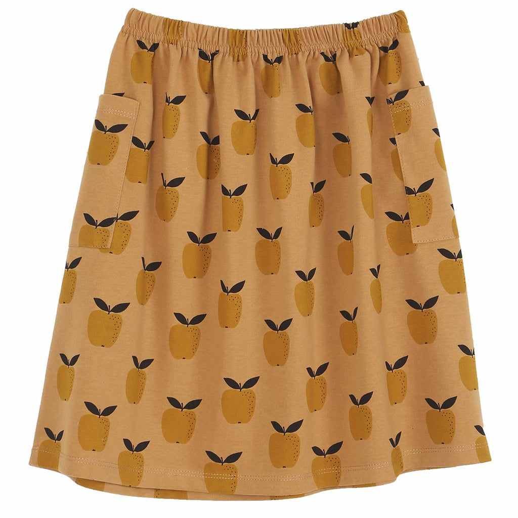 Girls Maple Apple Skirt