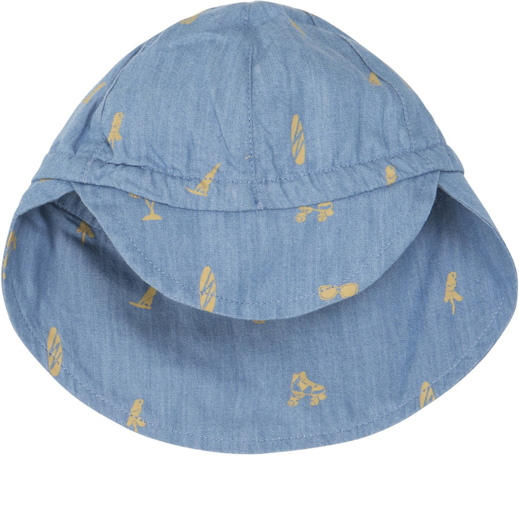 Baby Boy Konrad Chambray Hat