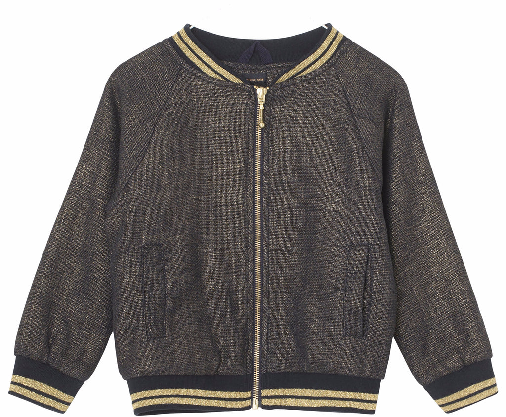 Girls & Boys Amber Sky Captain Jacket