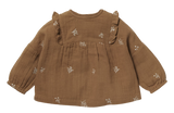 Girls Ophrys Cannelle Blouse