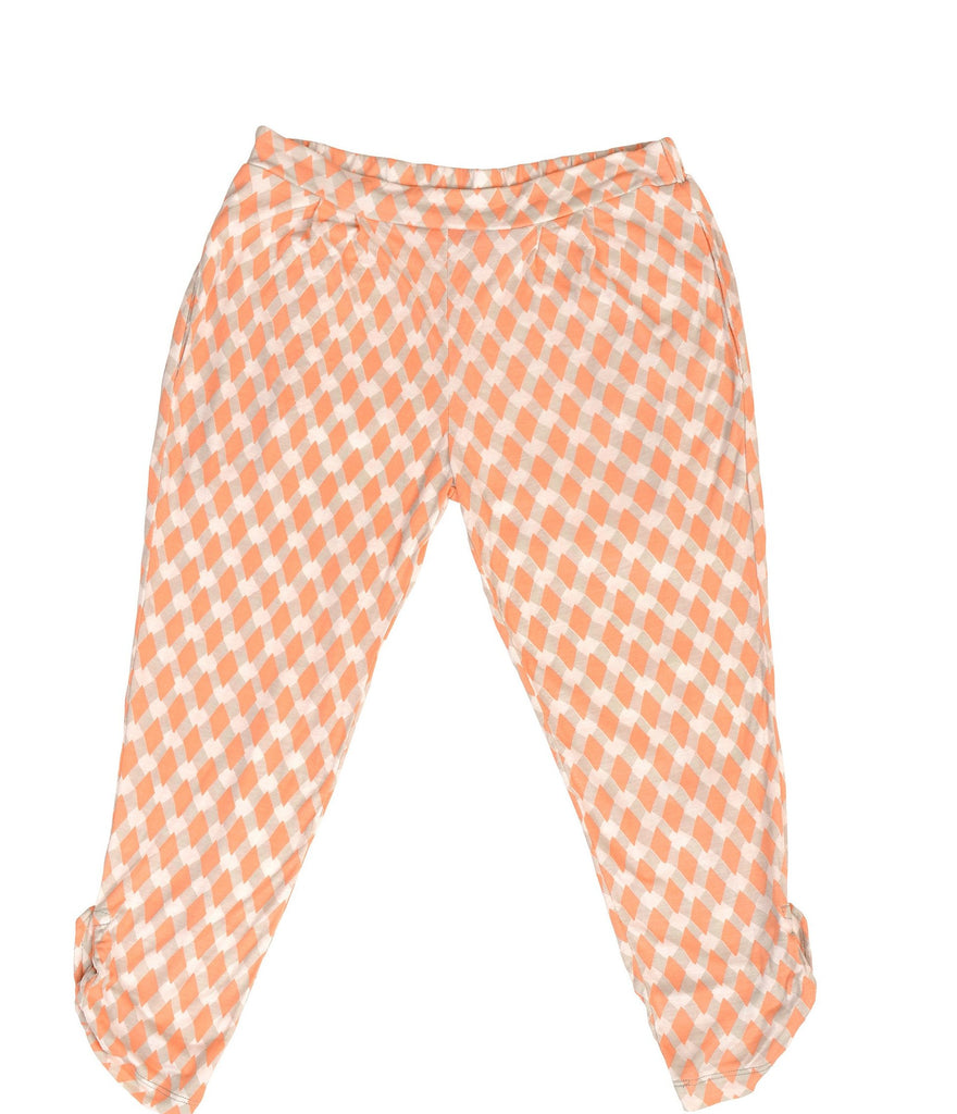 Girls Evira Orange Trousers