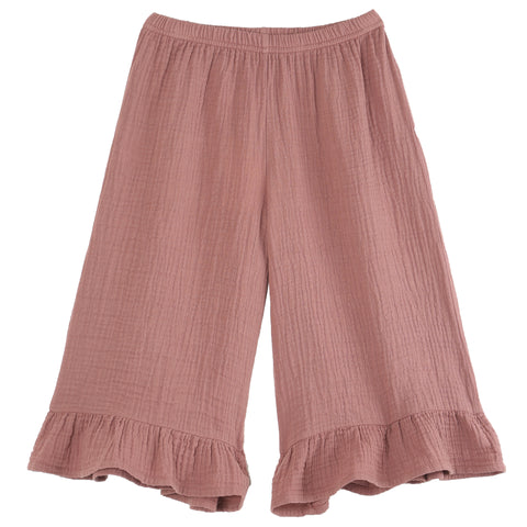 Boys Mastic Double Gauze Trousers