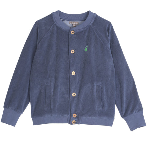 Boys & Girls Olive Green Pitt LinenTrousers With Braces