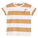Boys Maple Striped T Shirt