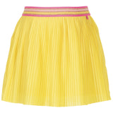 Girls Ebony Lemon Skirt