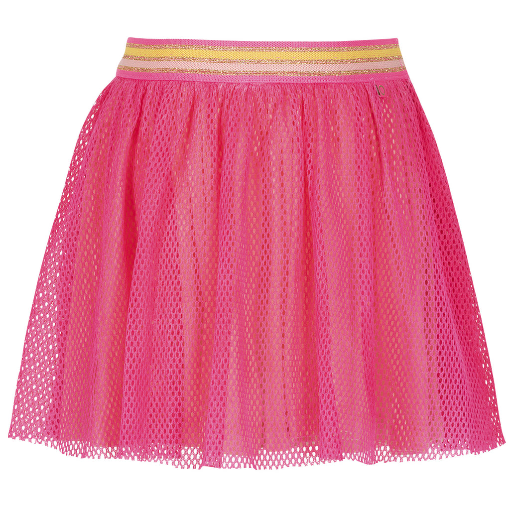 Girls Fushia Pink Eve Skirt