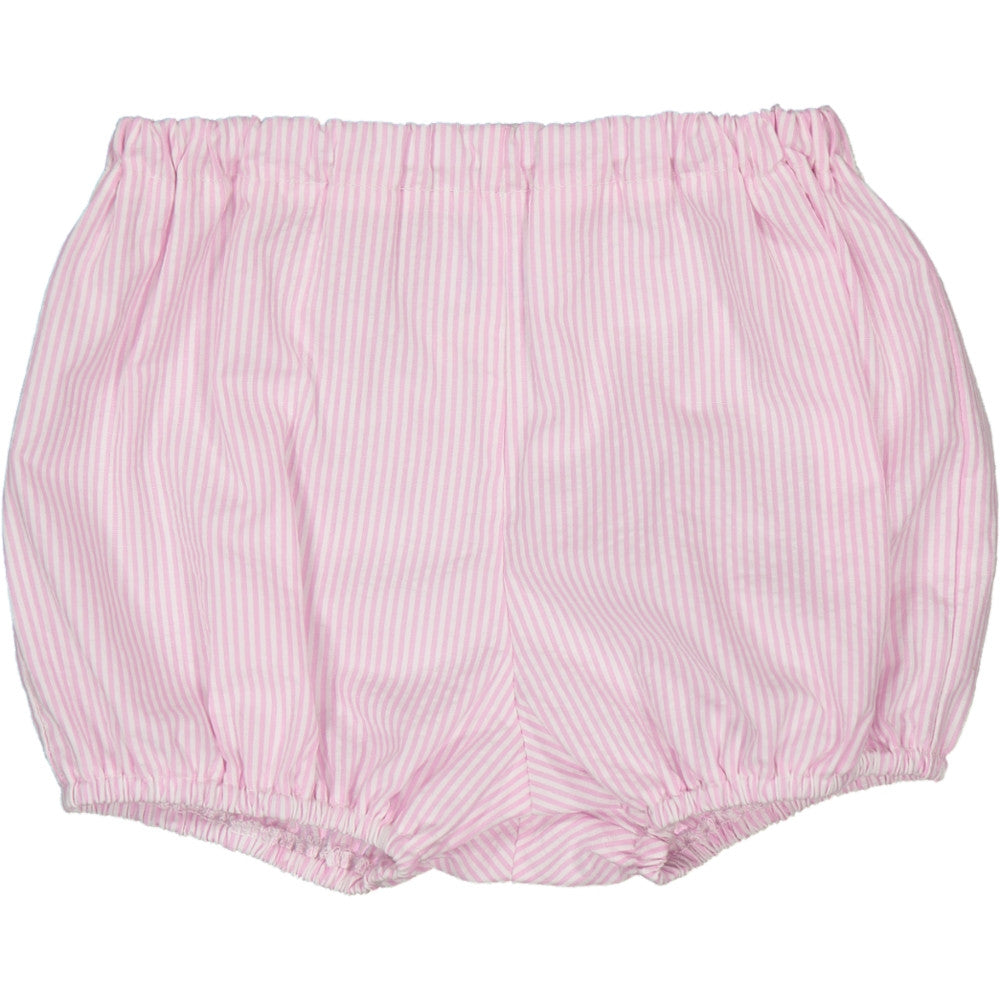 Girls Bloomers Theodore Pink Striped