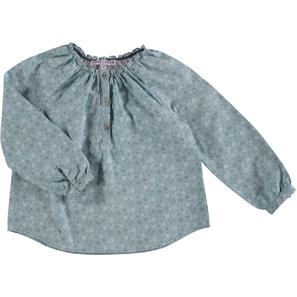 Girls Memphis Blouse