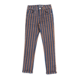 Boys striped jeans