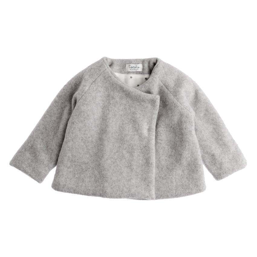 Baby Polar Fleece Coat