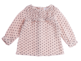 Baby Girl Stars Printed Blouse