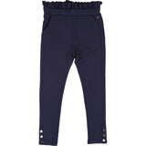 Girls Navy Blue Trousers