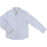 Boys Pin-Striped Shirt