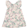 Baby Girls Pale Pink Floral Dress