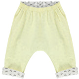 Baby Reversible Axel Trousers Lemonade/Zebra