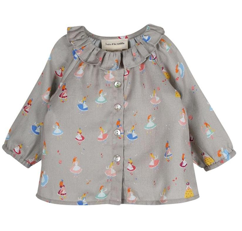 Baby Girl Orana Alice Blouse