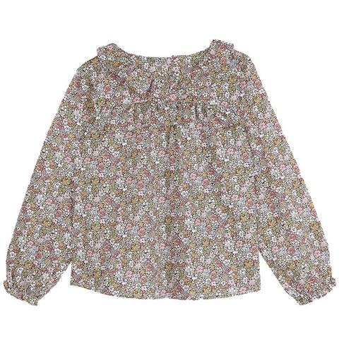 Girls Marguerite Blouse