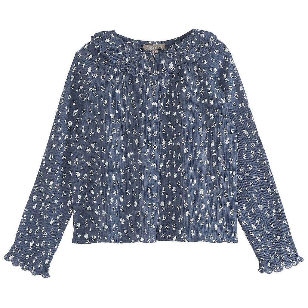 Girls Nuit Blouse
