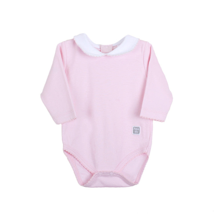 Baby Pink Pima Cotton Body