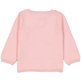 Baby Girl Rose Cardigan