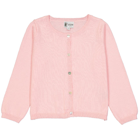 Girls Miki Jacqard Jumper