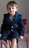 Boys Navy Blazer