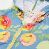 Baby Boy & Girl Pasteuro Fruit Print Windbreaker
