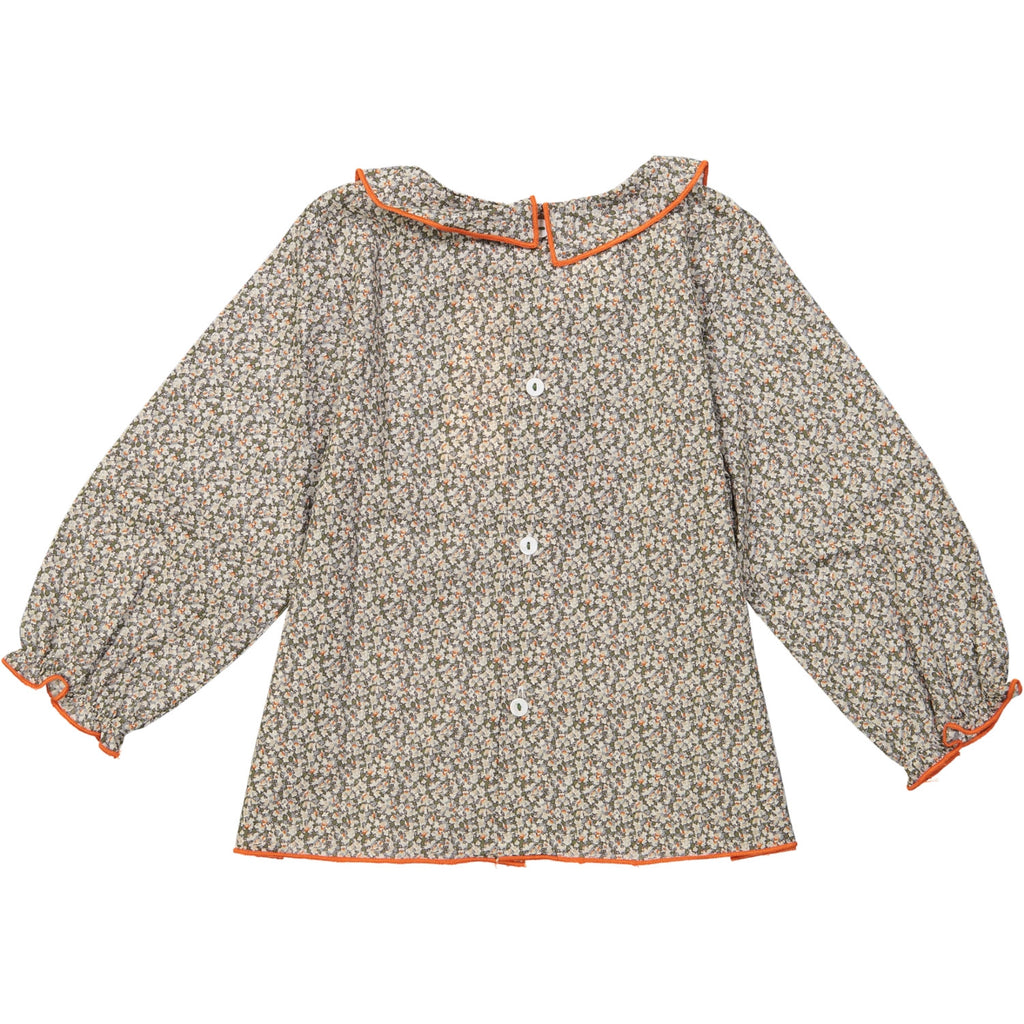 Baby Girl Jeanne Liberty Pepper Blouse