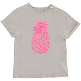 Leopold T shirt Pineapple